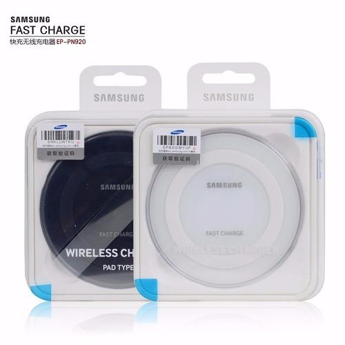 carregador sem fio fast charge samsung s7 s8 edge s8 + stand