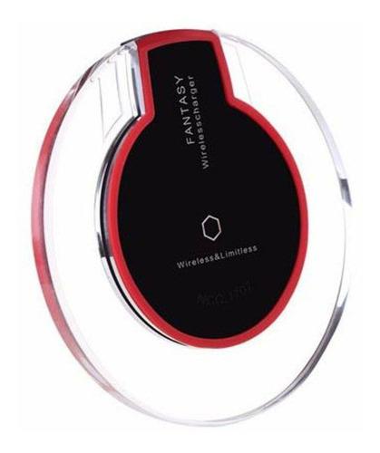 carregador sem fio - wireless charger fantasy qi standard