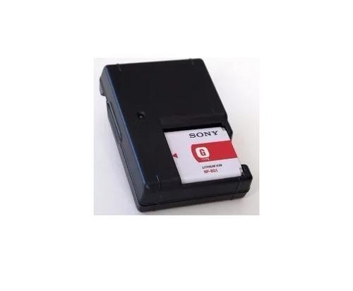 carregador sony np-bg1 original para bateria np-bg1