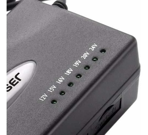 carregador universal bateria p/notebook 90w cb007 multilaser