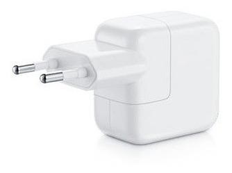 carregador usb de 5w - apple original iphone ipad ipod