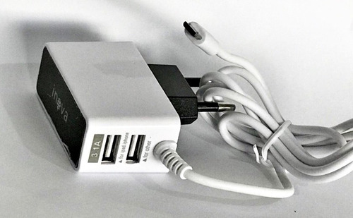 carregador v8 celular tablet inova 5016 turbo promoção