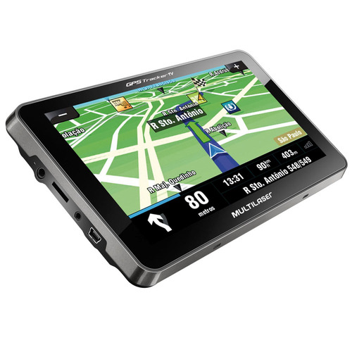 carregador  veicular p/ gps gps multilaser tracker tv    sp