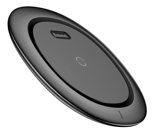 carregador wireless s/ fio ufo baseus ultra slim fast charge