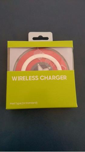 carregador wireless sem fio ps6 s7 edge iphone nokia outros