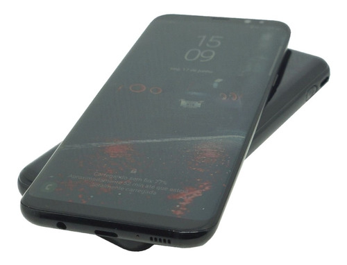 carregador wireless sem fio qi bateria power bank 10000mah