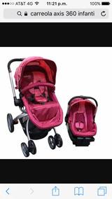 efd6a2aed Carreola Axis 360 Infanti - Todo para tu Bebé en Mercado Libre México