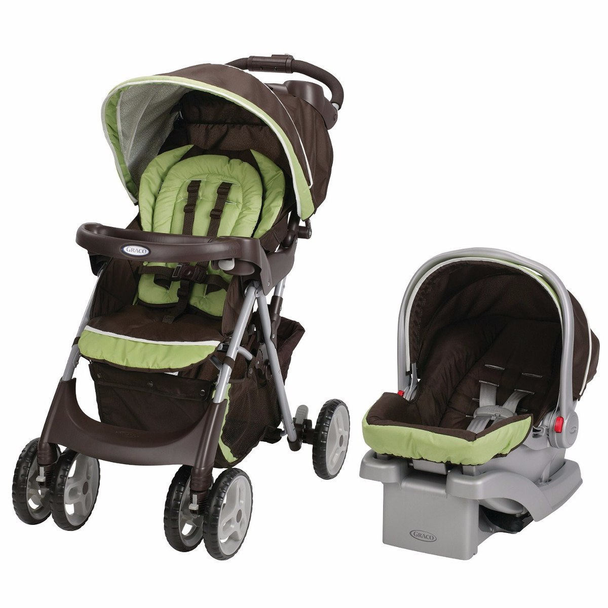 Carreola Carriola Travel System Graco Comfy Cruiser