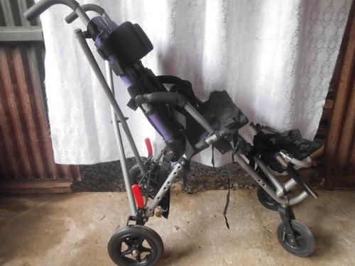carreola convaid cruiser para pci infantil morada