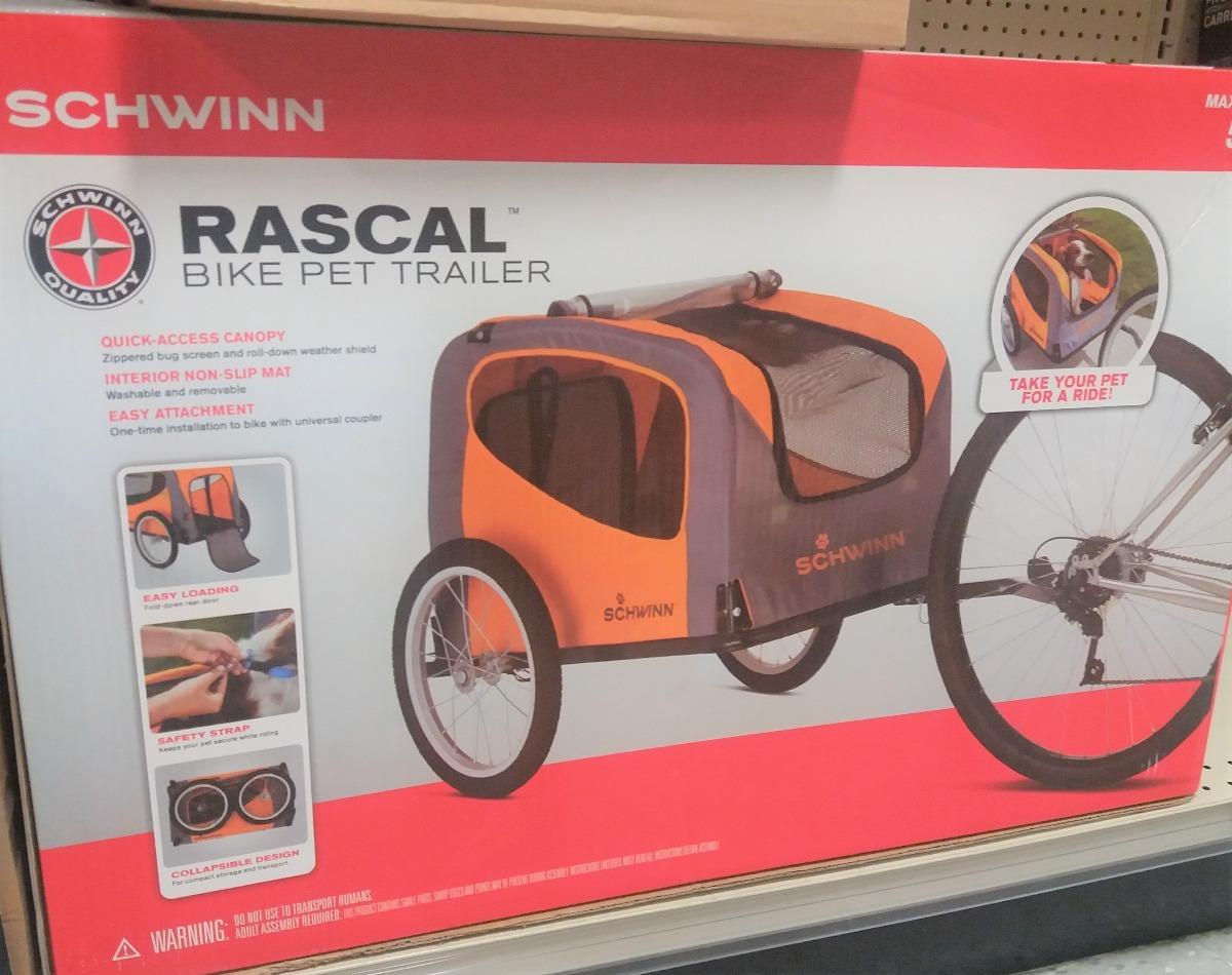 Carreola Remolque Para Mascota De Hasta 22 K Para Bicicleta ...