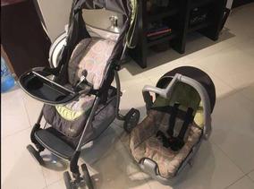 b21781cf9 Carreola Portabebe Graco Usada - Carriolas para Bebés Graco Incluye travel  system, Usado en Mercado Libre México