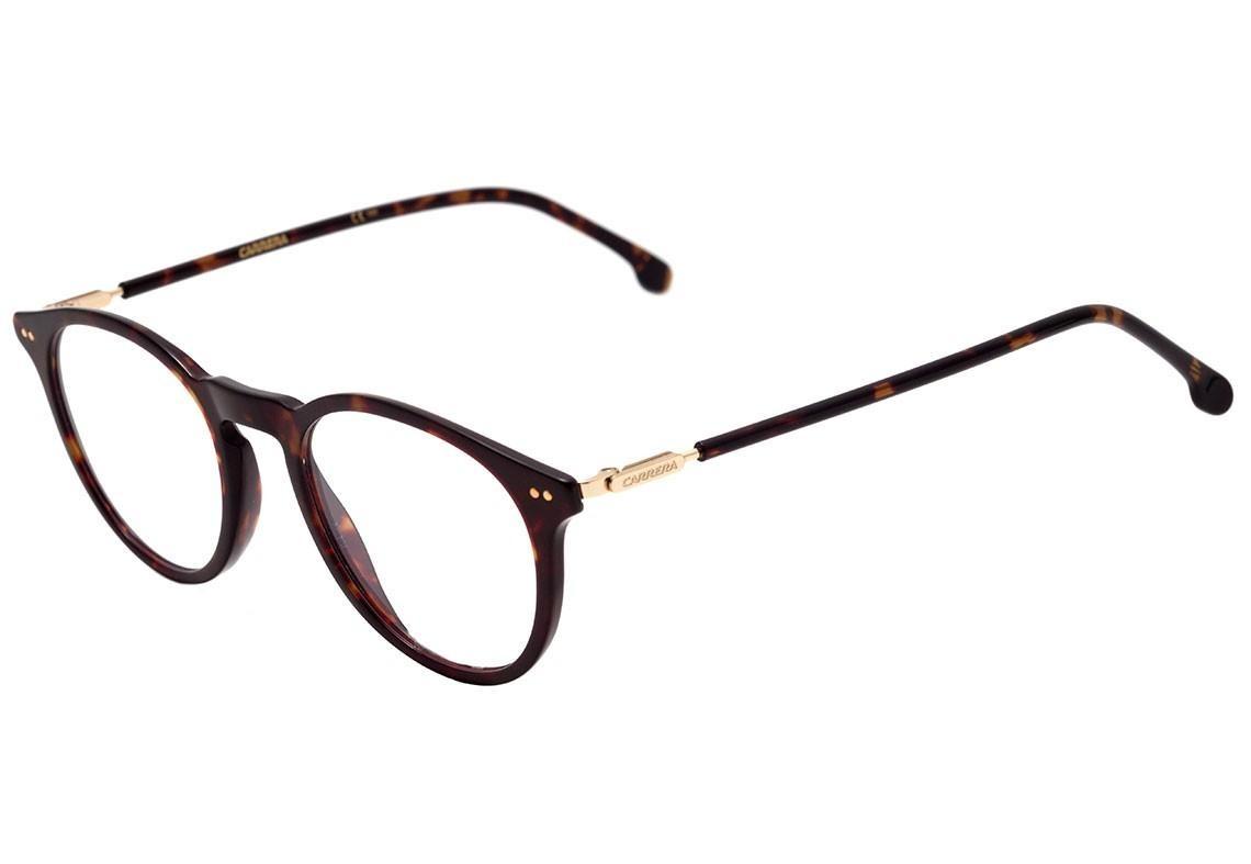 carrera 145 v - óculos de grau 086 marrom mesclado e dourado. Carregando  zoom. 428fe7ced9