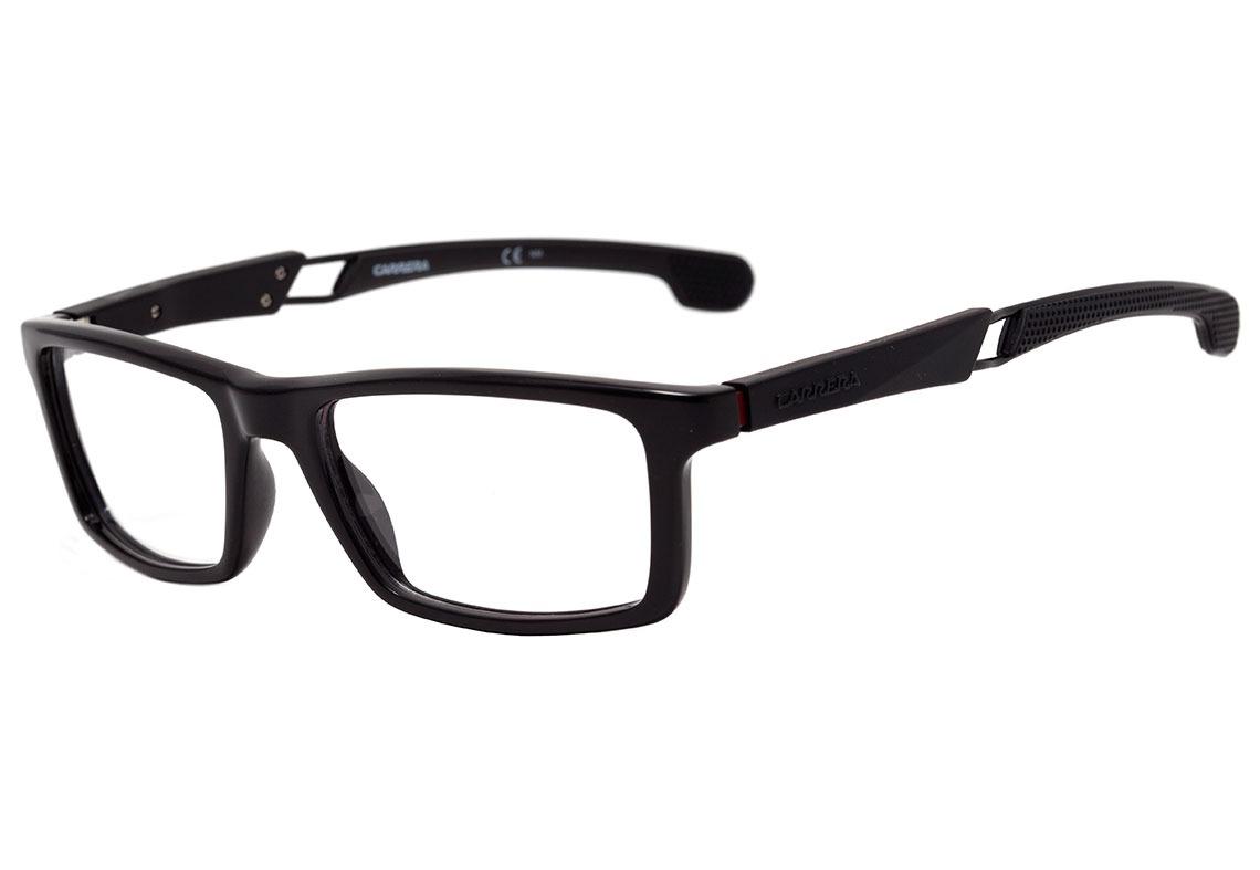 f8f2afe367585 carrera 4406 v - óculos de grau 807 18 preto brilho e preto. Carregando  zoom.