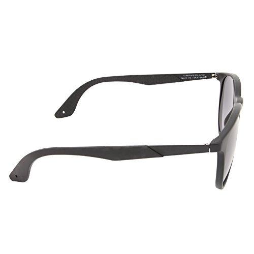 carrera 5019 /s guyhd (negro mate con lentes grises)