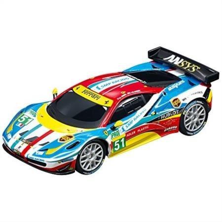 carrera 64053 ferrari 458 italia gt2 af corse no51 go 143