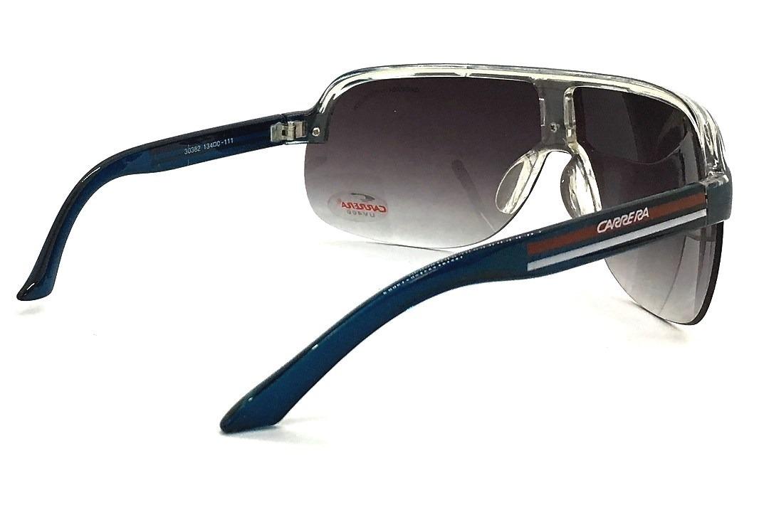 Carregando zoom... oculos de sol masculino carrera top car topcar tr90  degradê c374ec0137