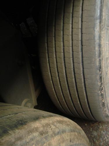 carreta  26  pallets    com pneus