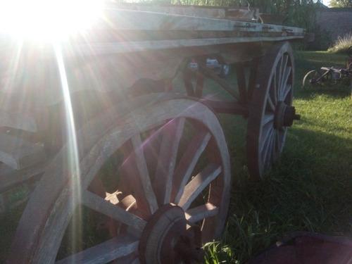 carreta antigua