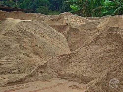 carreta areia fina