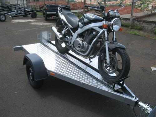 carreta basculante para transp de moto bravo chassi 04