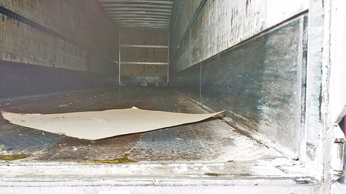 carreta baú facchini 30 pallets vanderléia 2009 com pneus