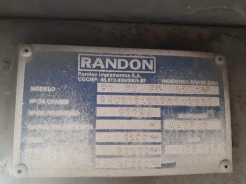 carreta baú refrigerada s/ aparelho, 28 pallets, 3 eixos!