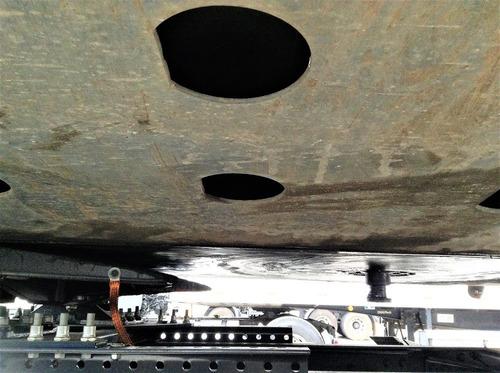 carreta baú seco randon 30 pl. 2008 s/ pneus fotos parte 2