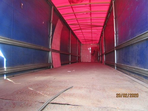 carreta baú sider ls - 15m - s/ pneus