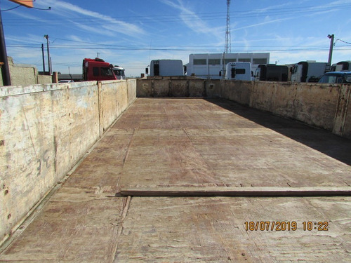 carreta bitrem carga seca 7,50m