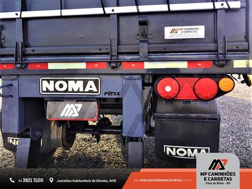carreta bitrem graneleiro noma 2012 excelente produto.