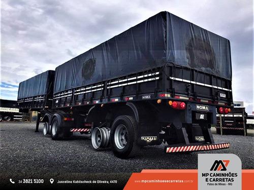 carreta bitrem graneleiro noma 2012 mp caminhões e carretas