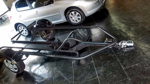 carreta boxcar speedy 2015, uma pessoa sobe a moto sozinho!!