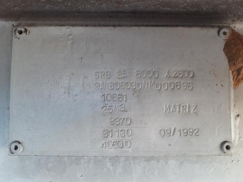 carreta caçamba antonini 93