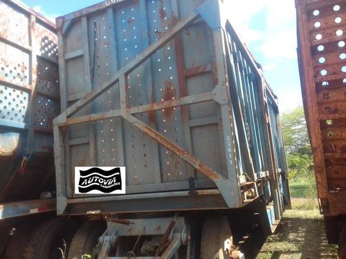 carreta canavieira julieta cana picada 2006 r$ 19000
