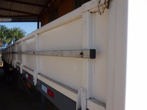 carreta carga seca