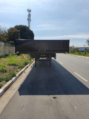 carreta carga seca / geral imperial 2019/19 03 eixos 12,40mt