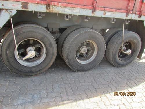 carreta carga seca guerra toco 4x2 12,5m