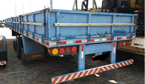 carreta carga seca krone 03 eixos
