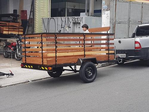carreta carretinha fazendinha 2,5x1,30x0,80 r$4.190 700kg