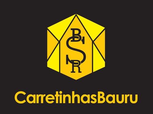 carreta / carretinha / reboque / foodtruck / trailer / fabri
