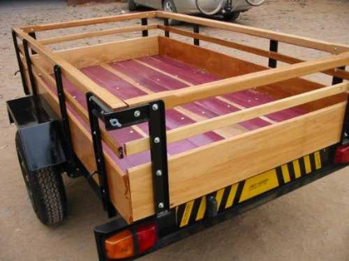 carreta fazendinha 1,80m -   free hobby  - reboque