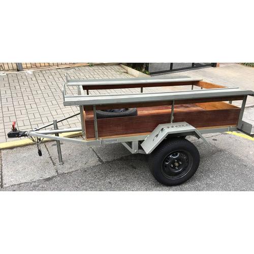 carreta fazendinha para transporte de kart - mimado carreta