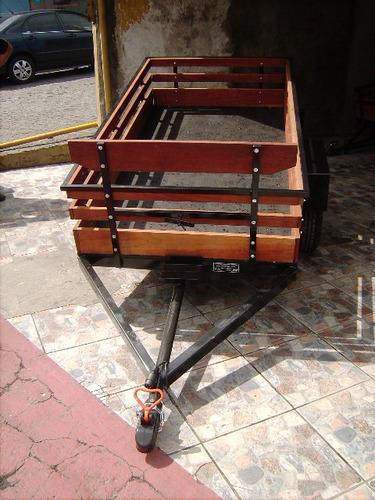 carreta fazendinha, reboque para carga, carretinha