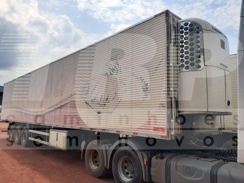 carreta frigorifica 2013 com gancheira - jbs