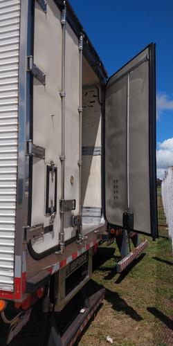 carreta frigorifica 28 paletes