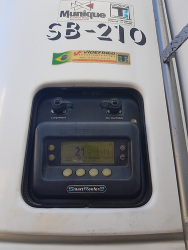 carreta frigorífica 28 paletes thermosul