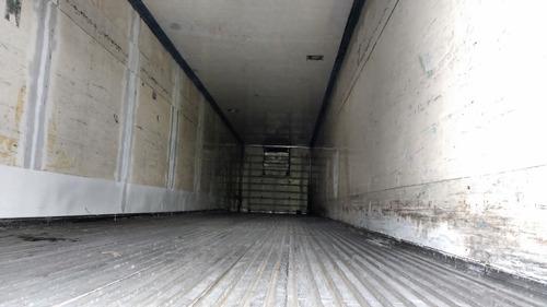 carreta frigorifica 28 pallets canaletada
