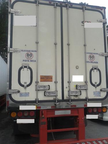 carreta frigorífica niju com aparelho carrier