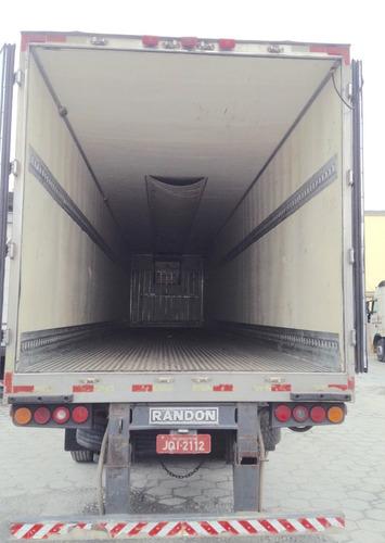 carreta frigorífica randon 2005 28 pallets tk super i i -190