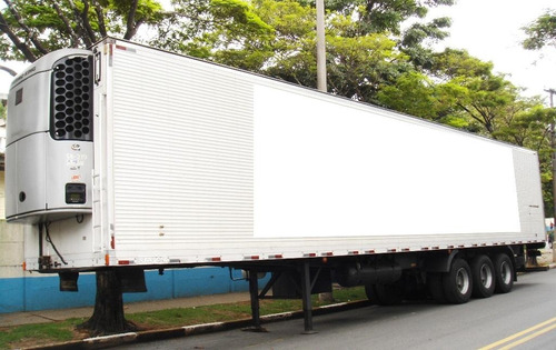 carreta frigorifica randon 2009 lisa 28 pallets s b - 210